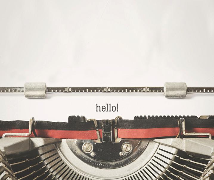 SCRIVERE (BENE) EMAIL O anche: ciao, sono io, amore mio, pensavo a te…