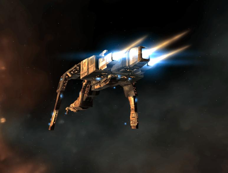 Cerberus in Flight