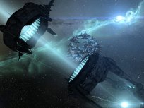 Maze Fleet landing on a gate