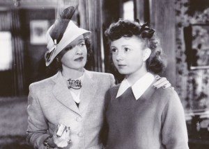 YOU BET--Bette and Betty in June Bride.