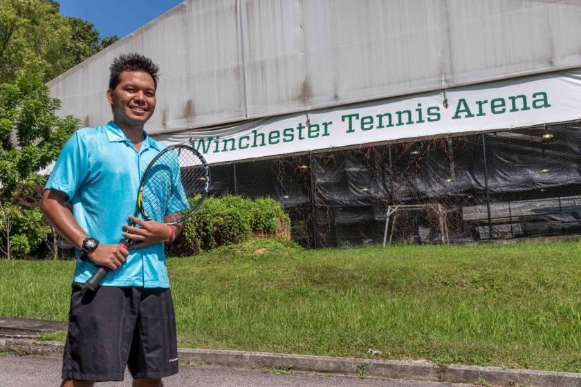 Tennis Coach Dave