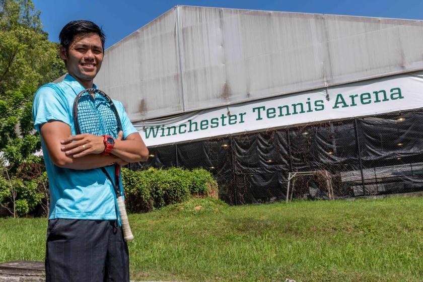 Tennis Coach Mike