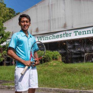 Coach RJ, TAG International Tennis Academy