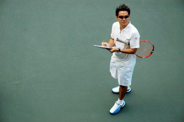 TAG Tennis Coach Tan Xu Teng, Coach XT, Coach X
