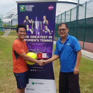 TAG Tennis Academy Coach XT