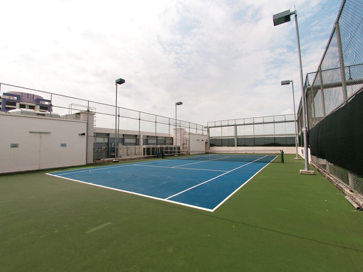 ActiveSG Jurong Tennis Centre - Public Tennis Courts in Singapore for your tennis game or your private tennis lessons with TAG International Tennis Academy