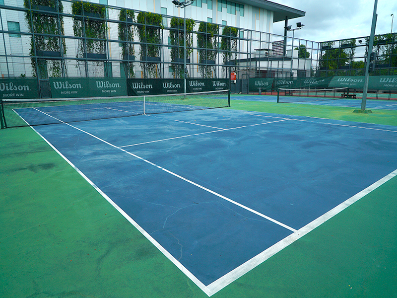 ActiveSG Pasir Ris Tennis Centre