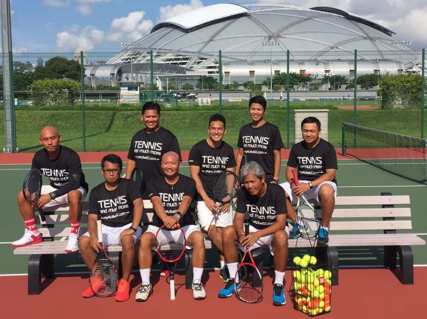 TAG Coach X appointed as ActiveSG Tennis Academy Senior Coach