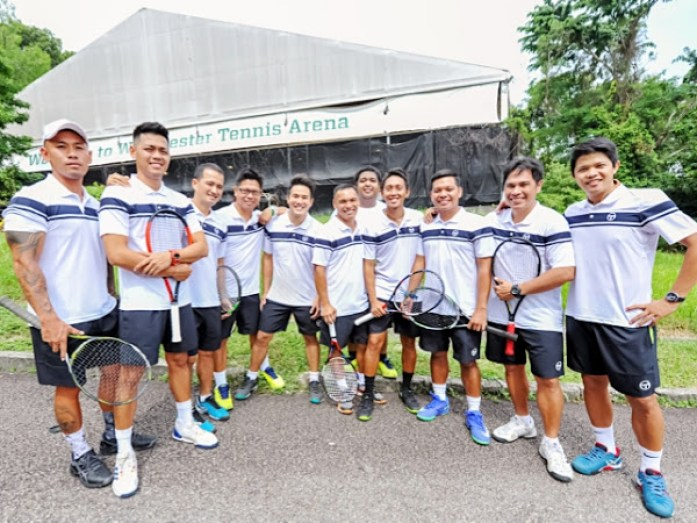 The TAG International Tennis Academy Team - Professional Tennis Lessons in Singapore by Elite Tennis Coaches