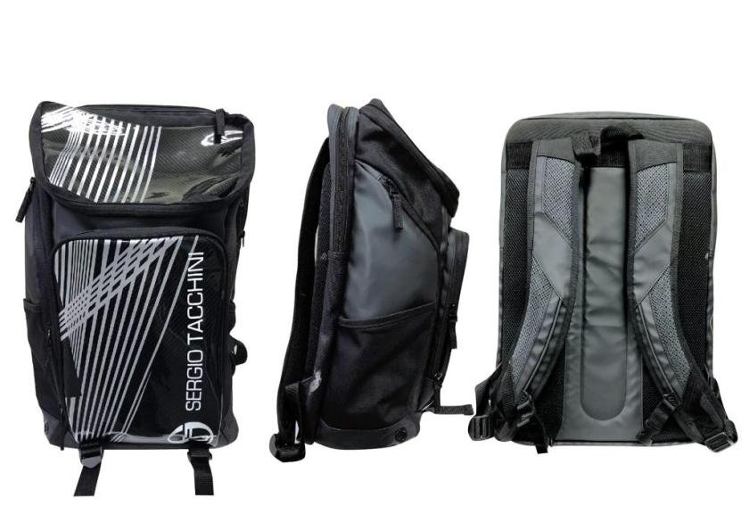 Tennis Bag Pack by Sergio Tacchinni