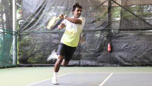 Coach Pratim - TAG Tennis Coach at Safra Tampines