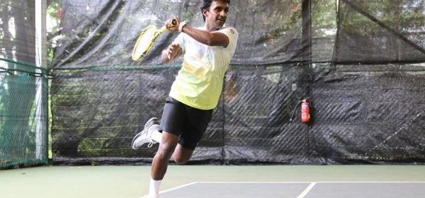 Coach Pratim - TAG Tennis Coach at Safra Tampines