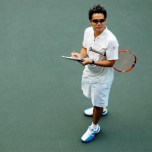 Tennis Lesson Singapore High Performance Training by CoachX