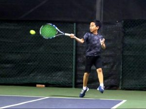 TAG International Tennis Academy Junior Hitters for age 7 to 11 years old