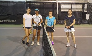 Rally for Hope 2020 - TAG International, Winchester Tennis Arena, SportsCare - 5