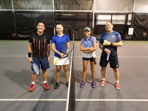 Rally for Hope 2020 - TAG International, Winchester Tennis Arena, SportsCare - 10