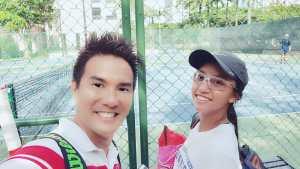 Claire Chan - tennis junior of Coach xt