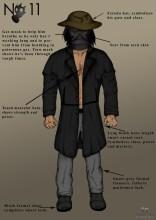 No11 Character Analysis