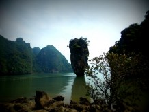 There it is - James Bond Island