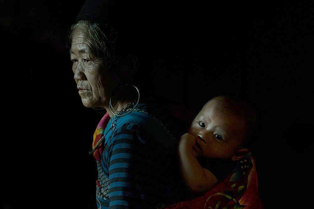 Hmong Woman - Sapa / Nord Vietnam