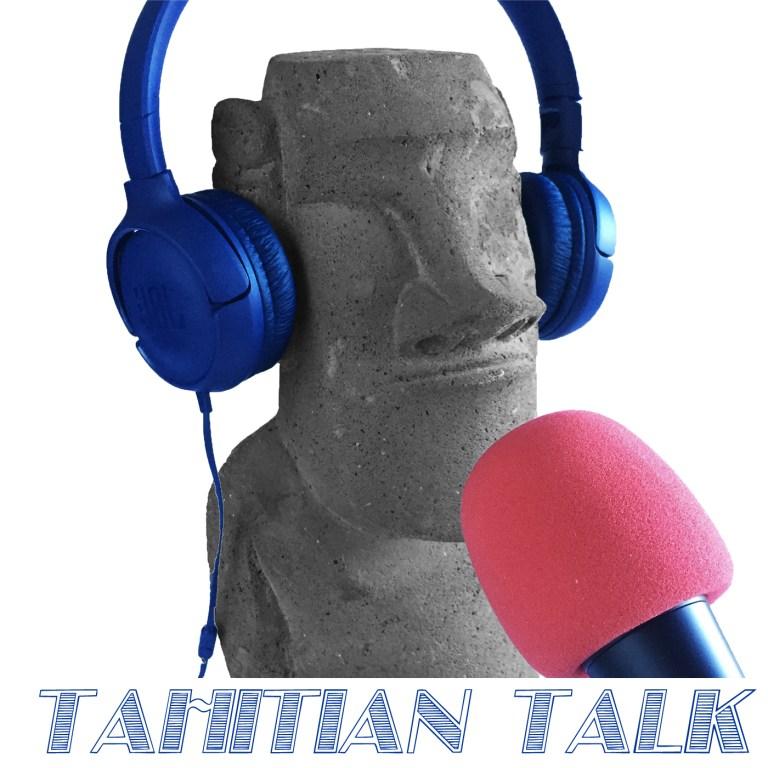 Tahitian talk logo