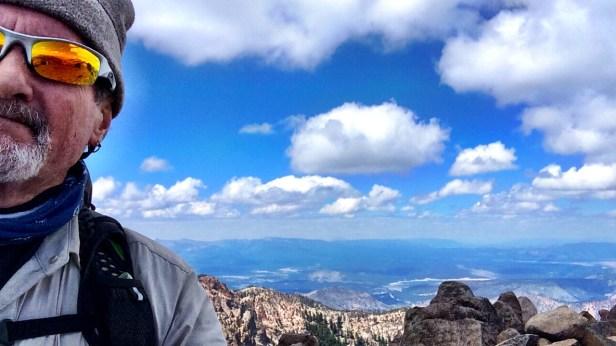 The Marmot on Relay Peak