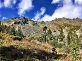 Mt. Tallac, 9,735'