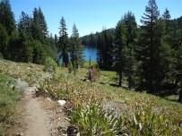 Trail to Richardson