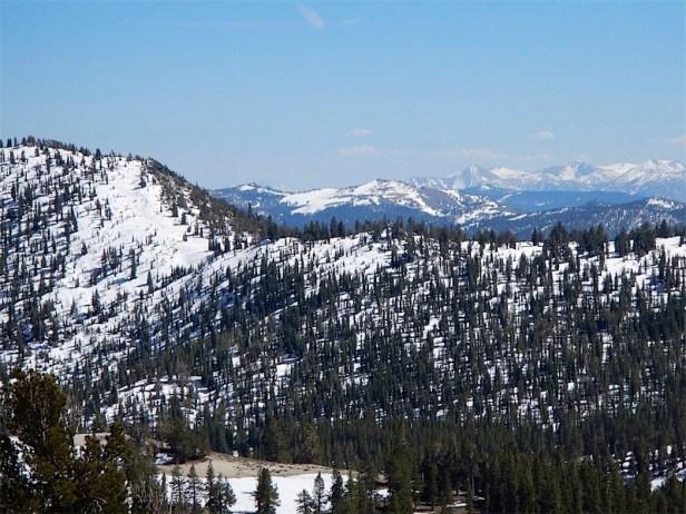 Diamond Peak & Crystal Range