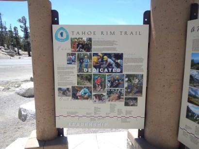 Mt. Rose Trailhead TRT