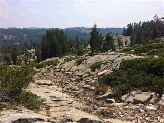 North of Donner Summit