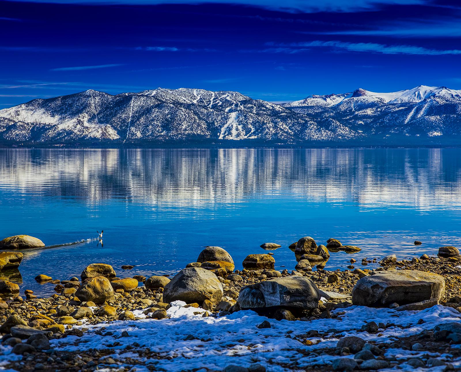 نتيجة بحث الصور عن lake tahoe