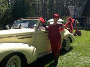 Great Gatsby Living History Festival @ Tallac Historic Site | South Lake Tahoe | California | United States