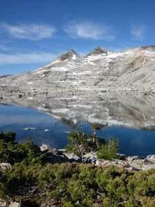 8-Lake Aloha and Pyramid Peak