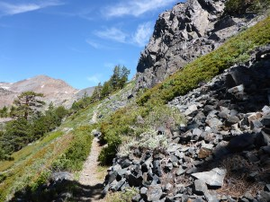 11-Hiking up to Dick's Pass