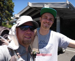 25-Me and My Buddy Kyle in Tahoe City