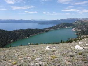 44-Marlette Lake and Lake Tahoe