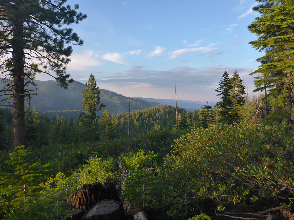 48-Hiking to South Camp Peak