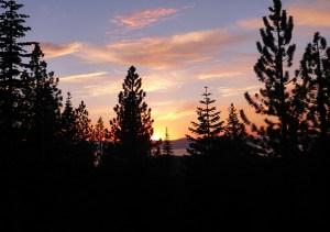 49-Sunset over Lake Tahoe