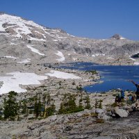 Backpacking in Desolation Wilderness: Echo Lakes to Emerald Bay (Trail Journal & Data)