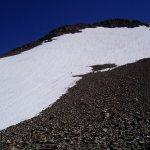 Glissading Down From Pyramid Peak