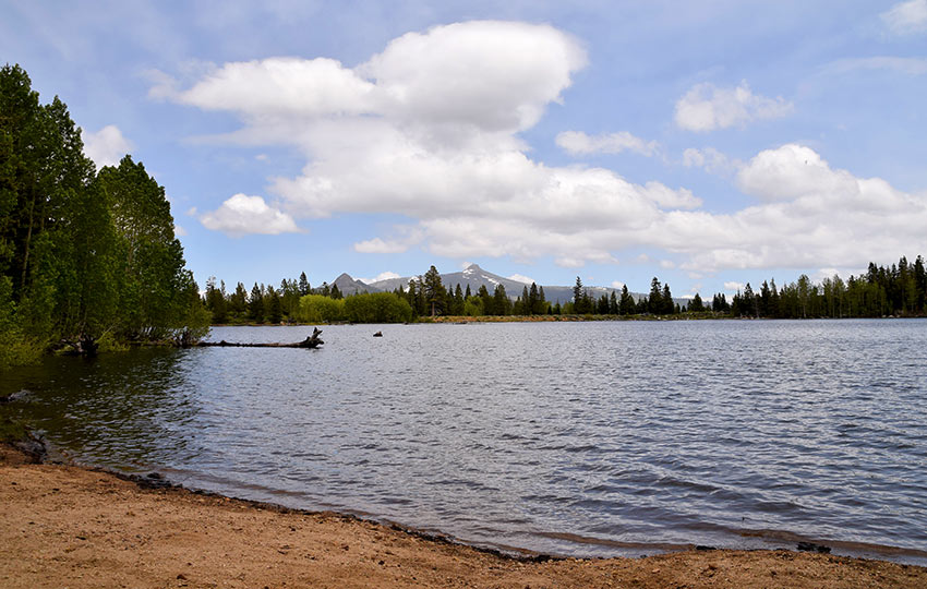 Scotts Lake (via Big Meadow Trailhead)