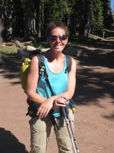 "15 - German Pacific Crest Trail Hiker by the Trail Name of ""Sprinkles"""