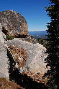 78 - Massive Boulders Stealing a Glance at Lake Tahoe