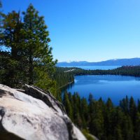 Hiking Cascade Falls (via Bayview Trailhead near Emerald Bay in South Tahoe)