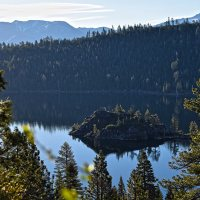 Hiking Emerald Point (north side of Emerald Bay)