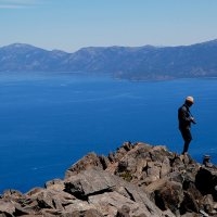 Hiking Mount Tallac (via Mount Tallac Trailhead at SR 89 in South Tahoe)