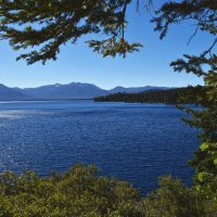 Hiking Rubicon Trail (via Emerald Bay in South Tahoe)