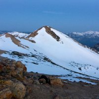 Hiking Freel Peak (via Forest Service RD 051 near Luther Pass in South Tahoe)