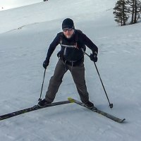 Cross-Country Skiing Technique: Using the Side-Step and Herringbone Techniques in the Backcountry